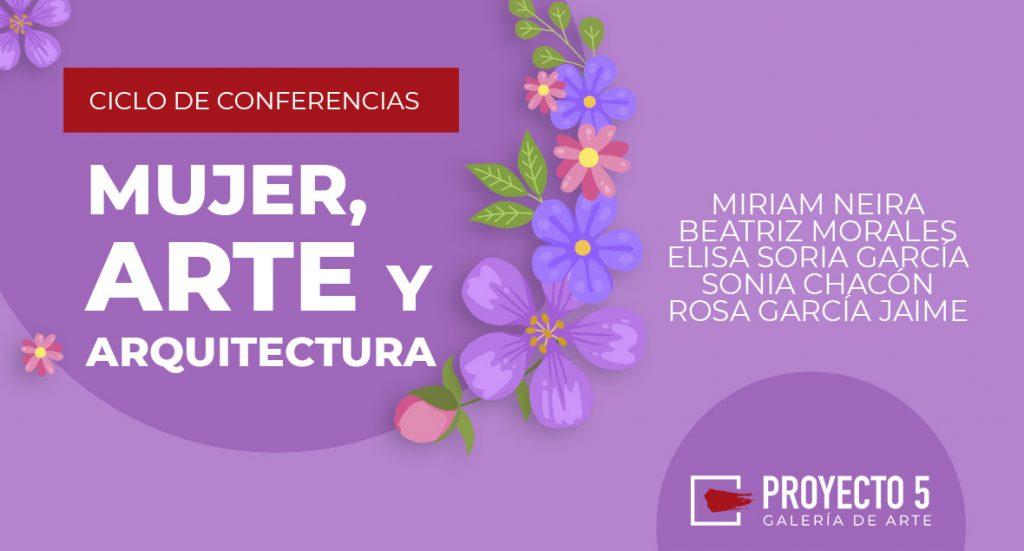Conferencias Día de la Mujer 2021